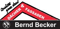 Dachdeckermeister Bernd Becker Logo